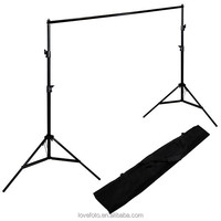 Collapsible chromakey green screen muslin background collapsible backdrop