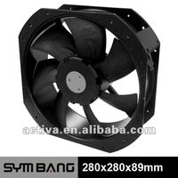 A28089 industrial axial fan motor window ac