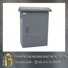 china suppliers customized new electric surface box/enclosure sheet metal fabrication