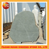 irregular shape polish granite smaller qingstone monument without set
