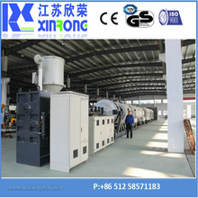 Xinrong HDPE twin pipe making machine