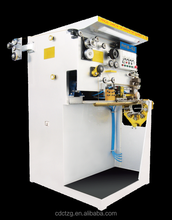 Semi-automatic aerosol can welding making machine