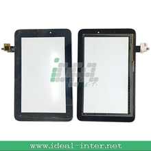 Spare Parts For Lenovo Idea Tab a2107 Touch Screen Digitizer replacement