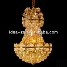 Cut Crystal Pendant Light for Ceiling Contemporary Design