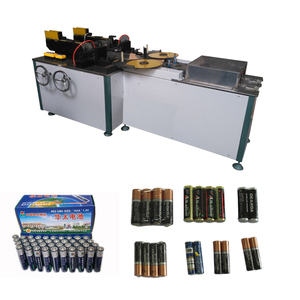 high speed automatic aa size battery production line