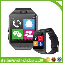 2016 hot product 3g smart watch phone android waterproof ip67 GV08 smartphone wrist watches