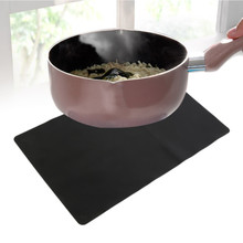 36.3*21.5cm Silicone Mats Baking Liner Best Silicone Oven Mat Heat Insulation Pad Bakeware <strong>Kid</strong> Table Mat