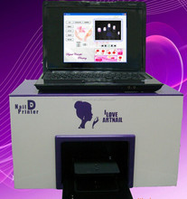 top quality nail art machine 2 years warranty nail art printer best selling nail printing machine