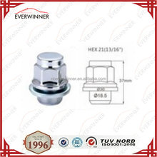 Fiat Seat Mag Style Wheel Lug Nuts 37mm
