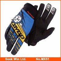 Stylish Motocross Street Gloves Anti-Slip Motocross Gloves Custom Off-Road Dirtbike Gloves