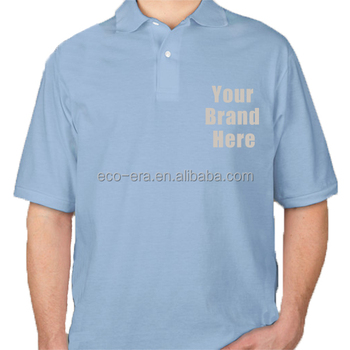 New 2018 Bulk Blank Men's Polo Shirts Make Your Own Business Wear T shirt Manufacturer Factory Direct