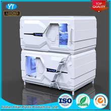 OEM Vacuum Thermoforming Plastic Capsule hotel/ Modern-Style Vertical Cabin Sleep Box/ Nap Pod