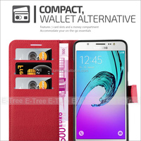 PU Leather wallet phone case for samsung galaxy j5 back cover, flip cover for samsung galaxy j5