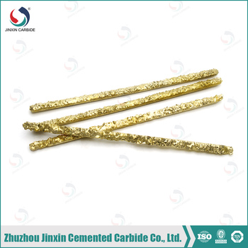 High Wear Resistance tungsten carbide copper alloy brazing rod YG3.2~4.8mm