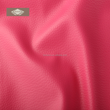 Watermelon Red PVC Leather Sweet PVC/PU Synthetic Leather for Upholstery