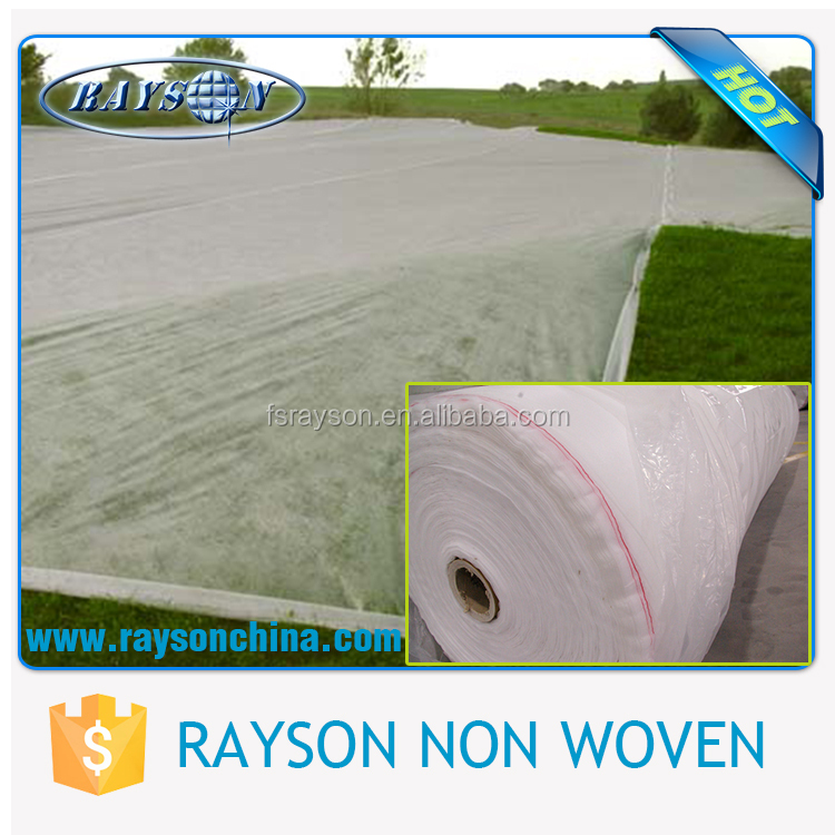 pp spun-bonded non-woven making best landscape fabric
