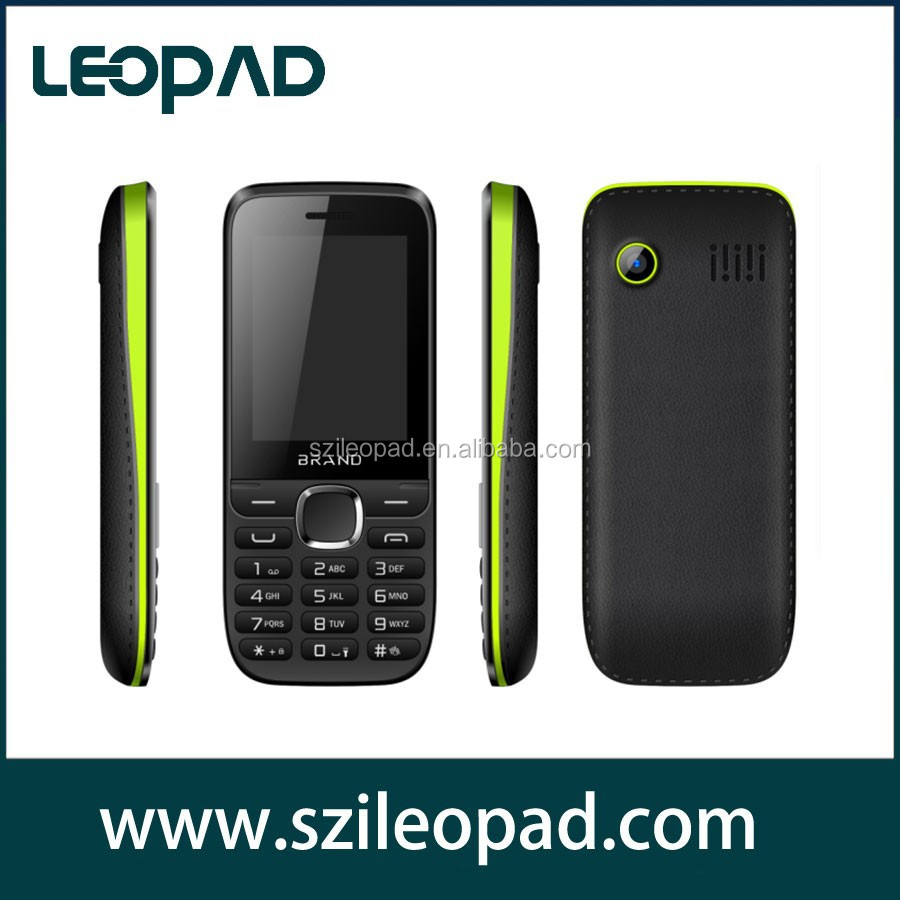2.4 inch 3g cheap cell phone with flash light in mutil language, dual sim 3g feature phone Support Yahoo Messenger,Facebook