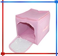 GP19 Undergarment storage boxesr, Foldable non woven clothing storage