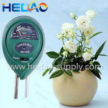 3 Function in 1 Soil Test Kits Garden Soil PH Moisture Light Probe Meter