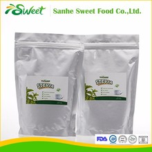 Top quality sugar substitute stevia table top sweetener Soft Ice Cream Powder Mix