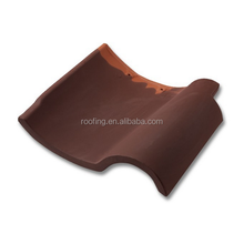 Made In China High Quality Ceramic Clay Roof Tiles