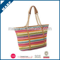 new design hottest selling Colorful Straw Bag