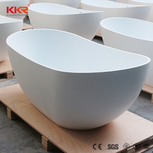KKR chinese ce freestanding 1.2m vertical bathtub with seat