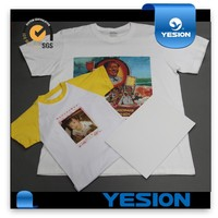 Yesion Wholesale A3 Laser Light/ Dark Color T-Shirt Heat Transfer Paper For Pure Cotton Clothing