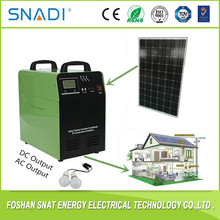1KW /12v inevrter home solar power systems for home use