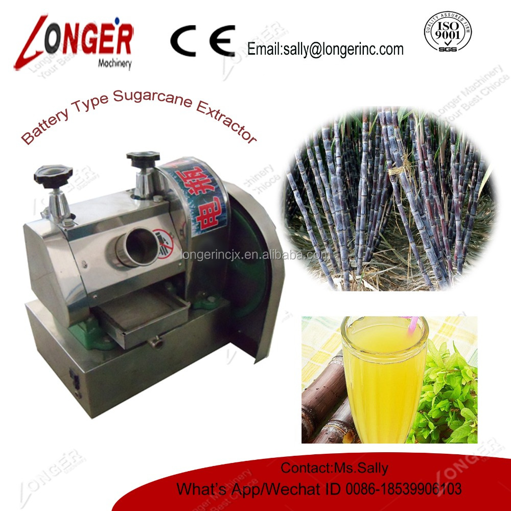 Automic Sugarcane Juice Making Machine