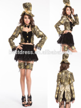 fantasia sey walson Ladies Sey Delue sey pirate Steampunk Costume Fancy dress costume