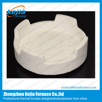 Alumina Ceramic Crucible For Thermal Analysis