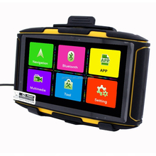 5 inch Navi Android Waterproof GPS