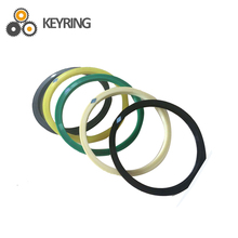 Rubber felt ring seal o ring kit