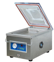 Hot selling CE ISO Unique chicken meat vacuum packing machine