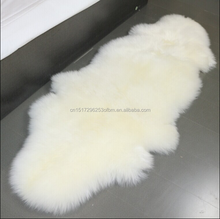 Wool Rug Lambskin Double Sheepskin Real Sheep Fur Rugs Wool Carpet