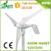 200 300 400 watt wind turbine