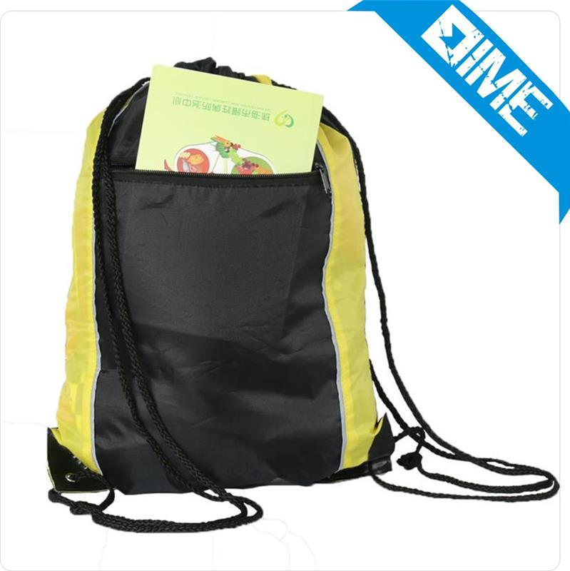 Wholesale Personalized Mesh Drawstring Bag