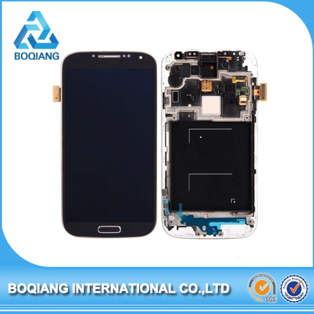 hot sell cheap replacement lcd For samsung galaxy s4 i9500 i9505 lcd digitizer assembly