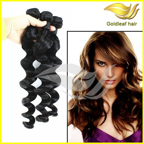 100% Virgin Remy Human Indian Hair Extension Indian Hair Care Products