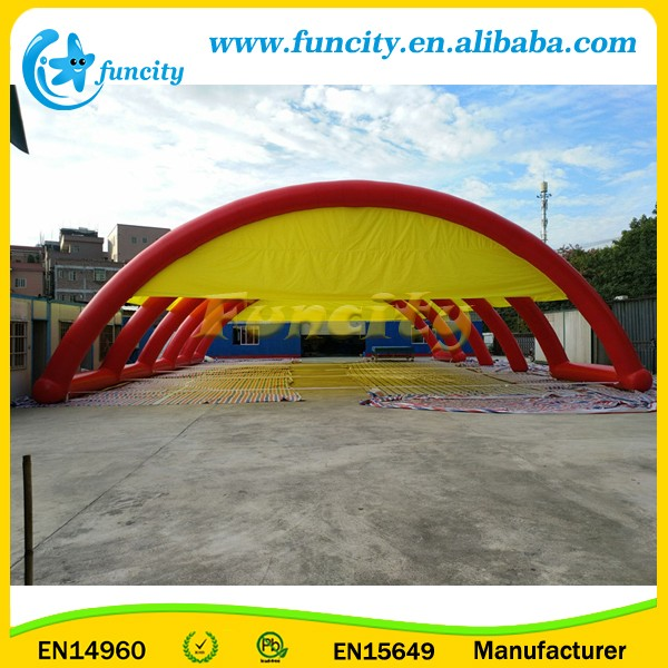 Airtight Inflatable Paintball Area ,Inflatable Sport Tent ,Inflatable Paintball Air Field
