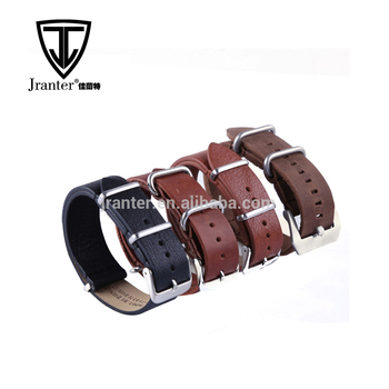 Factory Wholesale Custom 20mm 22mm Watch Strap Men
