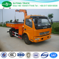 Dongfeng Mini Sewer Dredge Truck