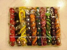 indian beaded lac pens