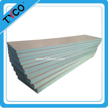 Xps mortar board styrofoam waterproof extruded foam sheets for Compressed fiberglass insulation