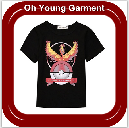 100%cotton custom printing high quality children t shirt kid's wear manufacturers