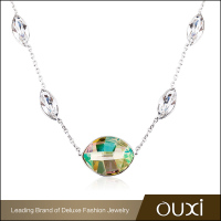 OUXI Jewelry Design New Arrival Fashion Necklace For Women