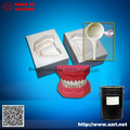 Medical silicone rubber for Dental adhesive