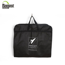 China Factory Cheap Foldable Travel Bag BSCI Non Woven Garment Bag