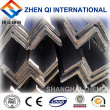 Carbon Steel Hot Rolled/Steel Equal Angle Iron Sizes